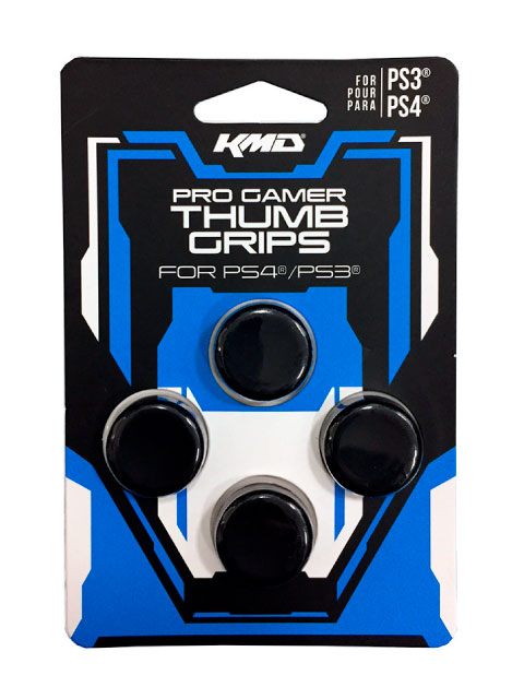 KMD THUMB GRIPS PACK PS3/PS4